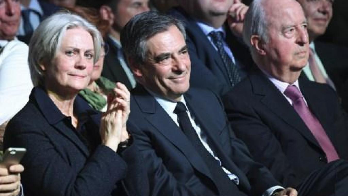 François et Penelope Fillon renvoyés en correctionnelle — Soupçons d'emplois fictifs