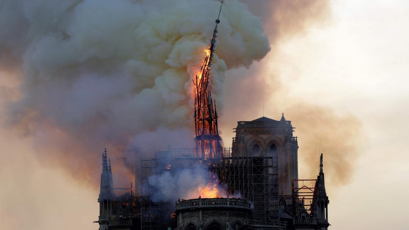 Plus de 400 millions d'euros de dons — Notre-Dame