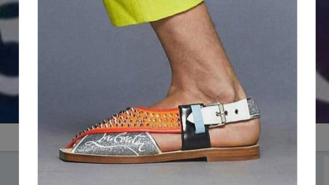 détaillant en ligne 0c620 9260f Imran» Pourquoi les nouvelles sandales de Louboutin s ...