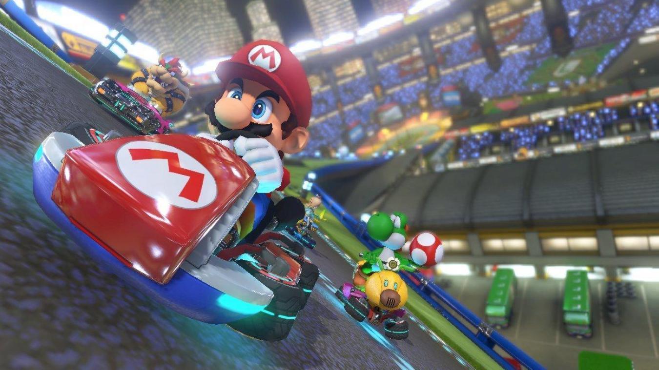 Mario Kart Tour : la bêta fermée annoncée sur Android