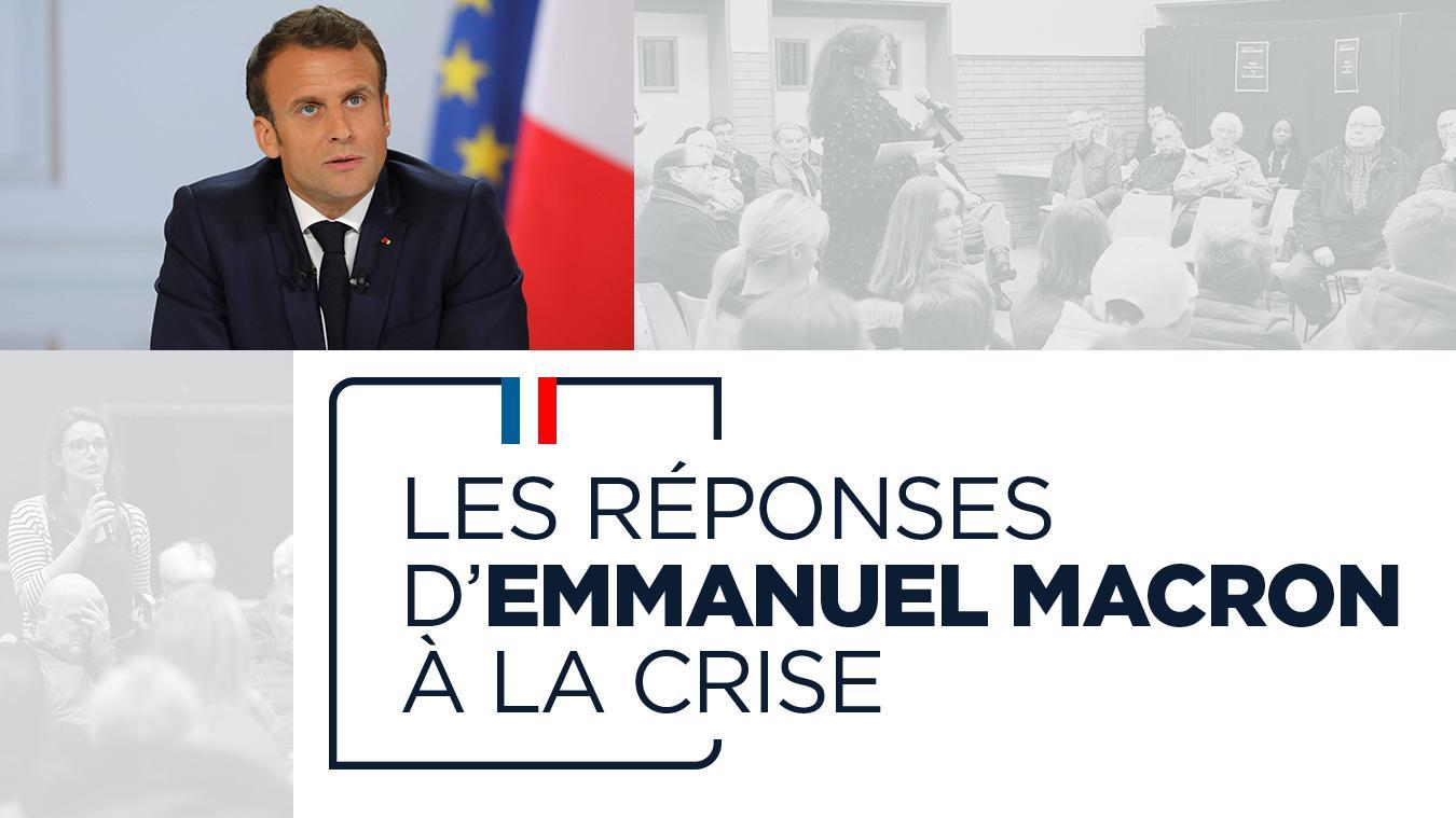 Economie: Emmanuel Macron maintient le cap mais promet un changement de méthode