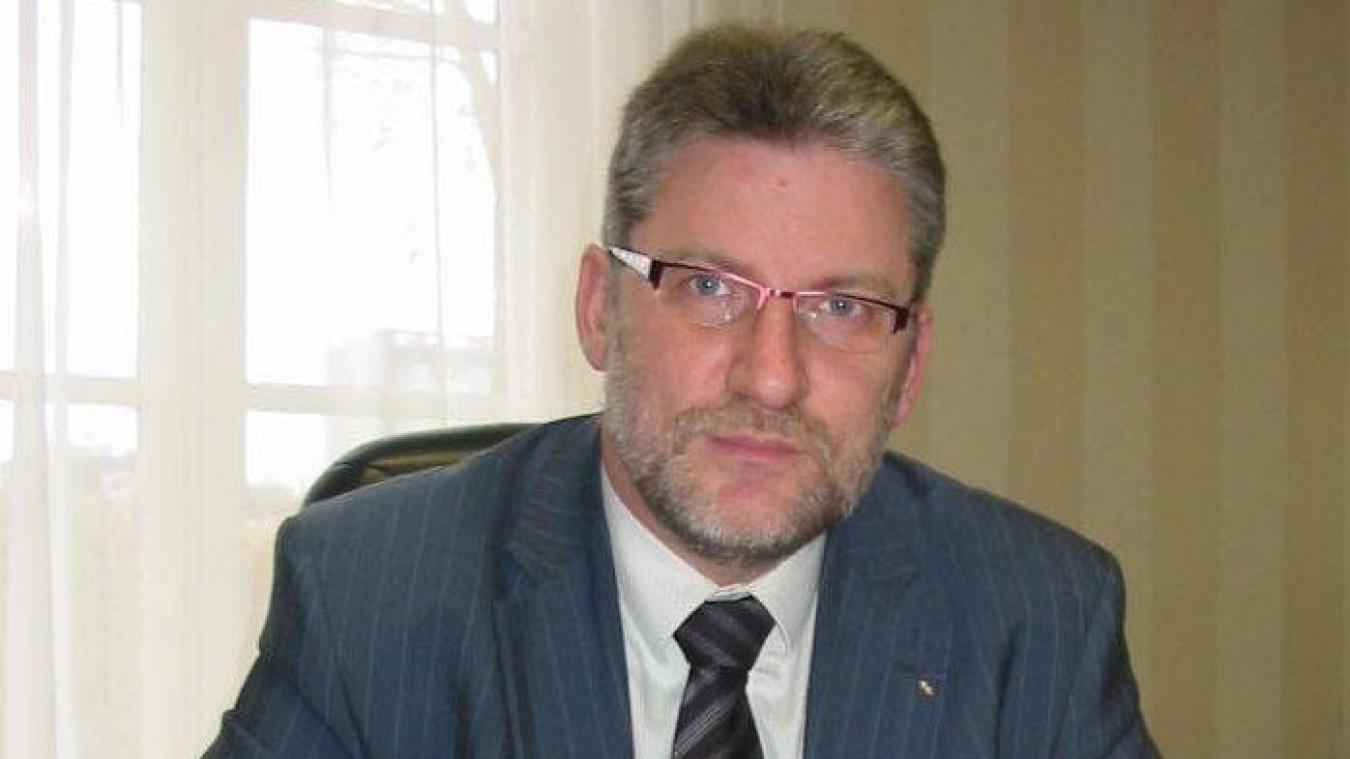 Franck Montuelle est l'inspecteur de l'Éducation nationale de la circonscription Douai-centre.