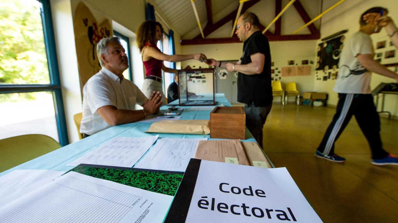 Arrageois Recherche Volontaires Pour Tenir Les Bureaux De Vote Des Elections Europeennes