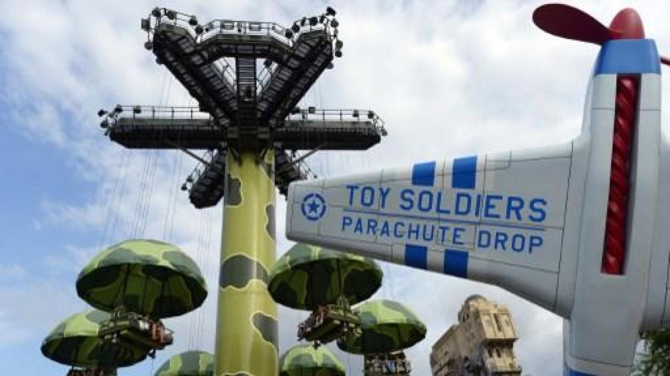 Le parc refuse un homme trisomique à l'entrée d'une attraction — Disneyland Paris