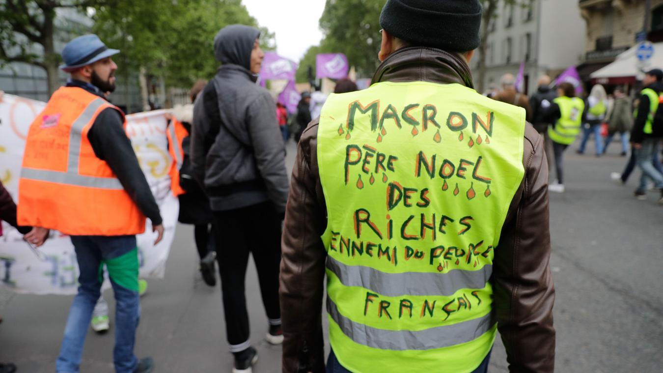 Dix policiers et gendarmes blessés à Lyon