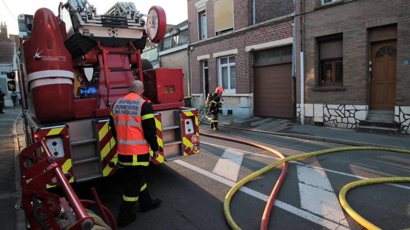 Cours De Cuisine Henin Beaumont hénin-beaumont un incendie dans une arrière-cuisine