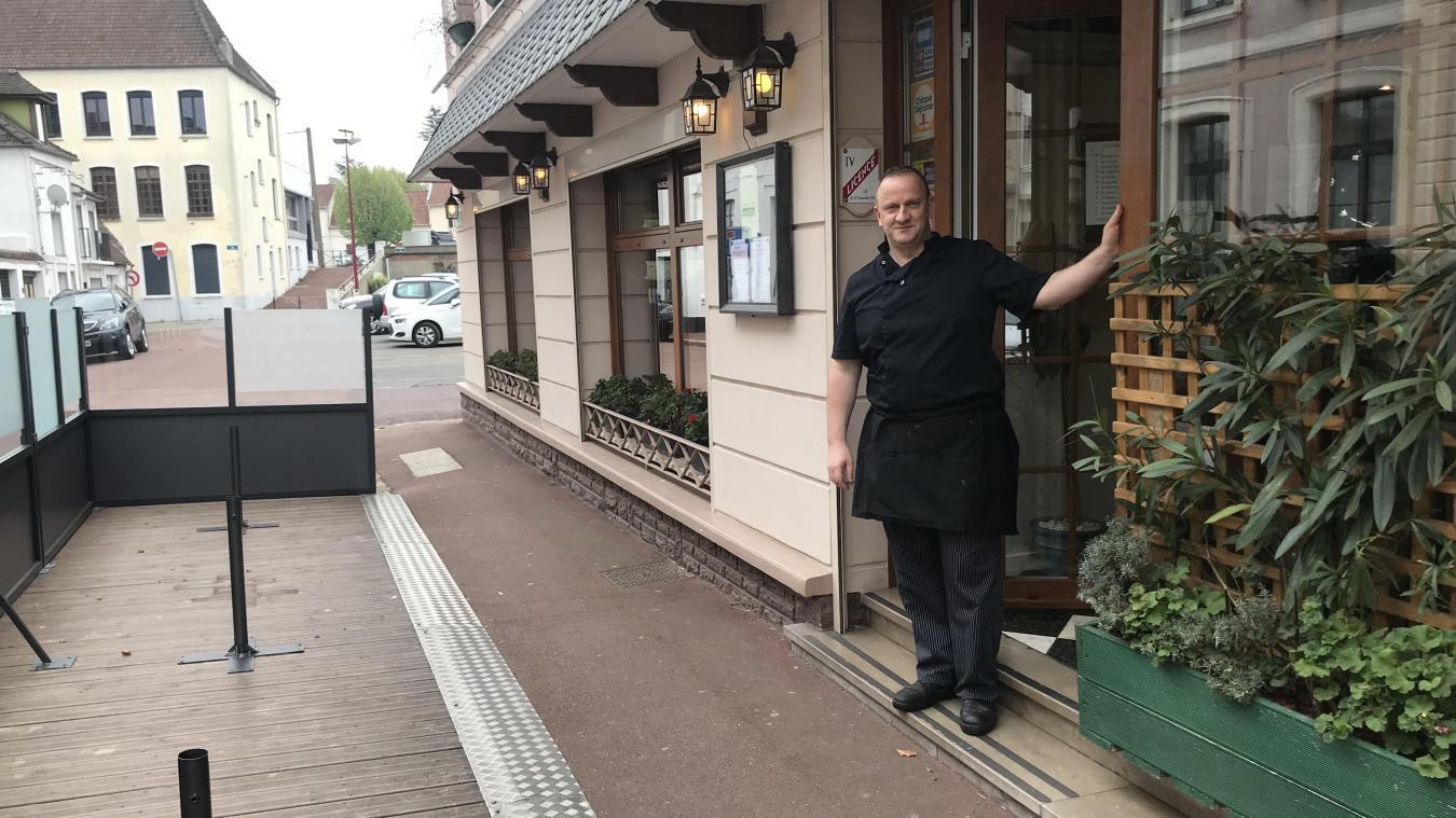 Hesdin Interdit De Terrasse Le Patron Du Restaurant De La
