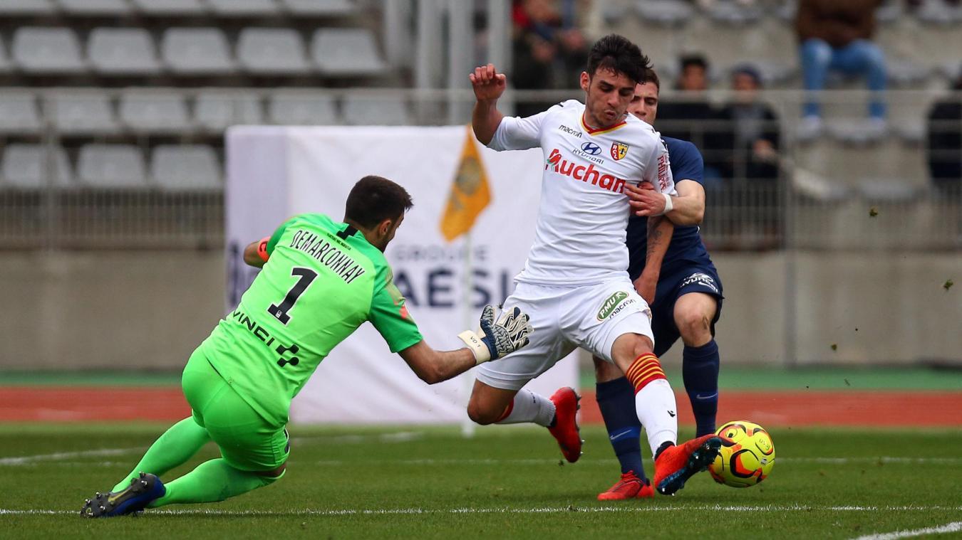 Lens a des vues sur deux joueurs de Ligue 2