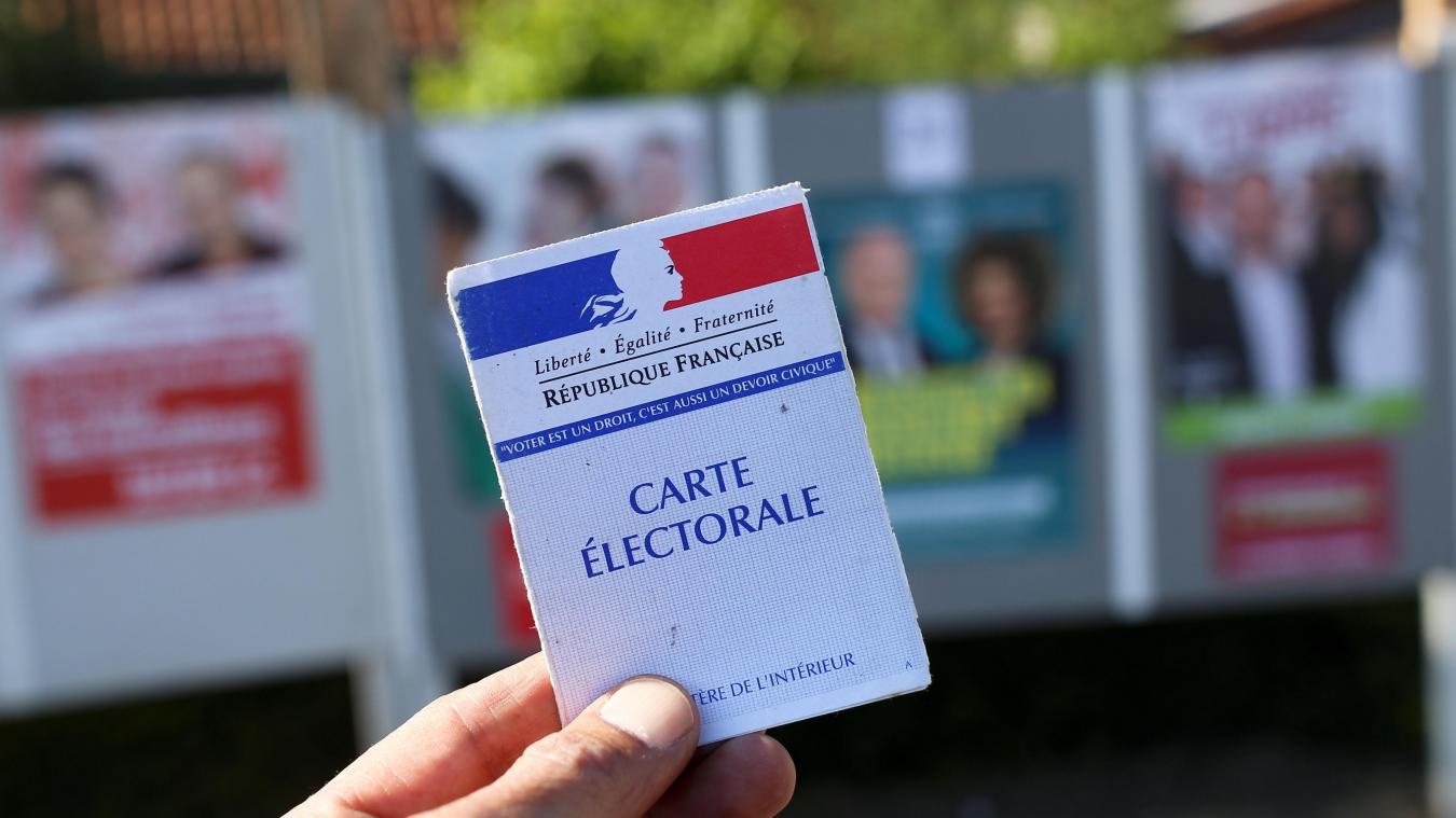 carte electorale non recue Élections européennes Pourquoi a t on reçu une nouvelle carte d