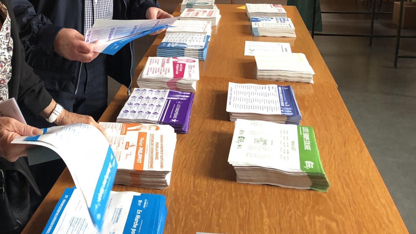La Penurie De Bulletins Dans Les Bureaux De Vote Vire A L Insolite