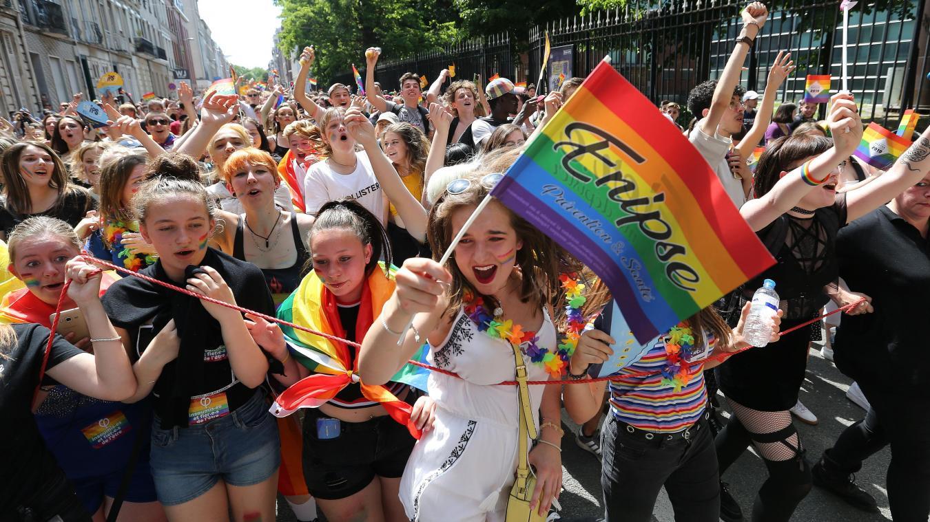 rencontre direct gay pride à Bruay la Buissière