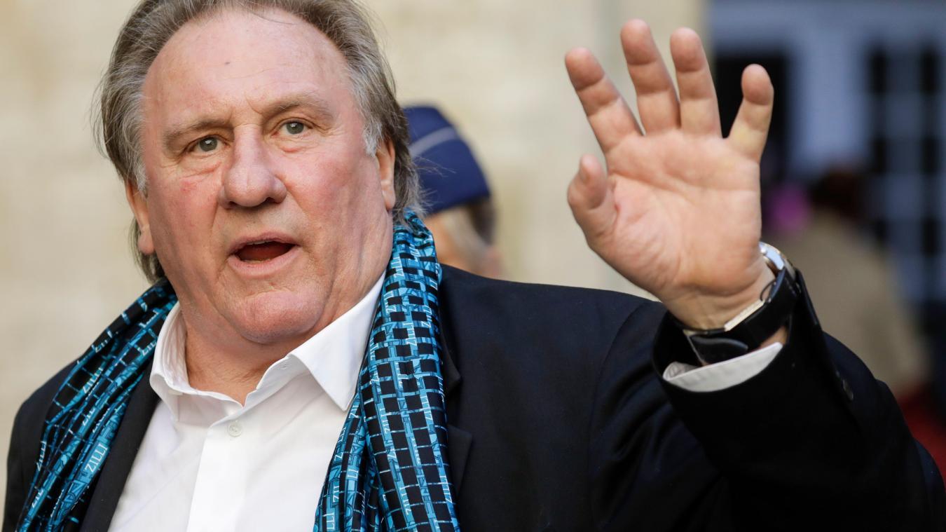 Les accusations de viols classées sans suite par le parquet — Affaire Depardieu