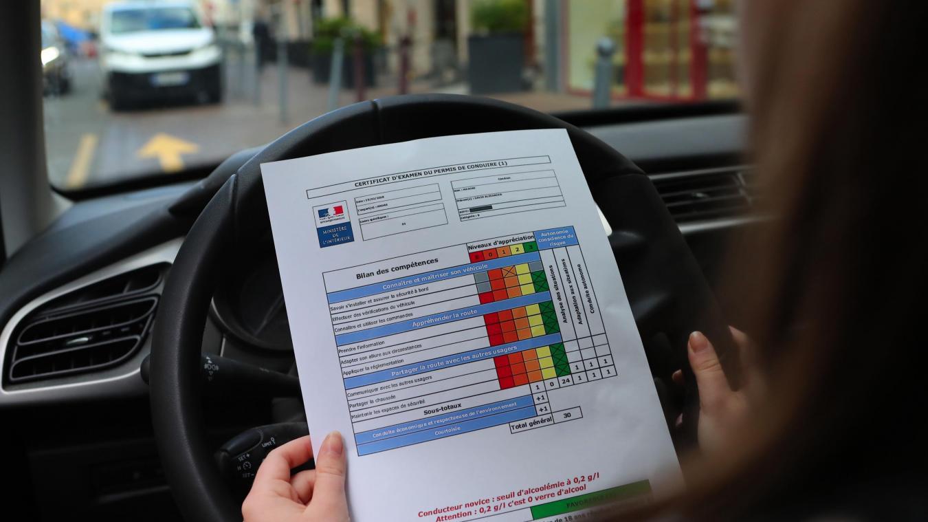 Permis De Conduire Delais D Attente Pour Obtenir Le Document Qu