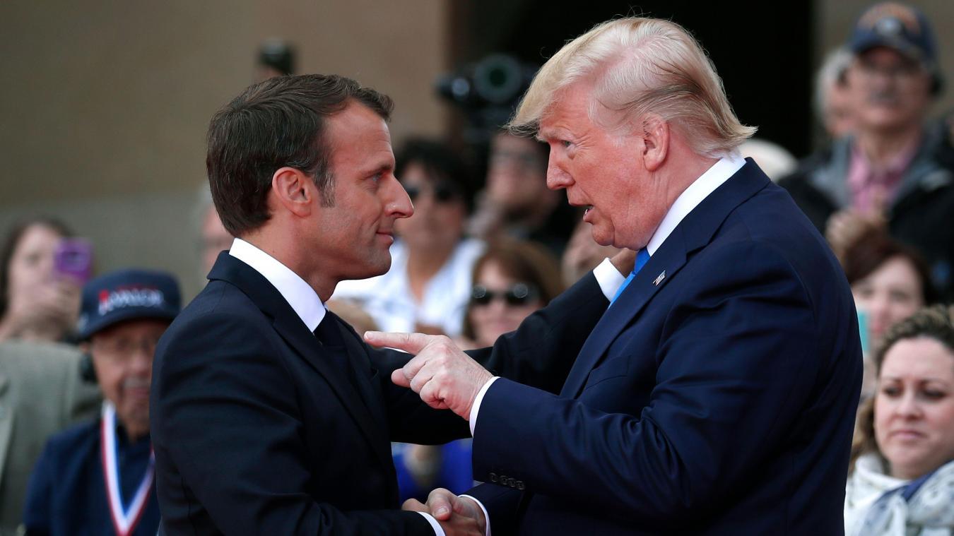 Donald Trump veut taxer les vins français