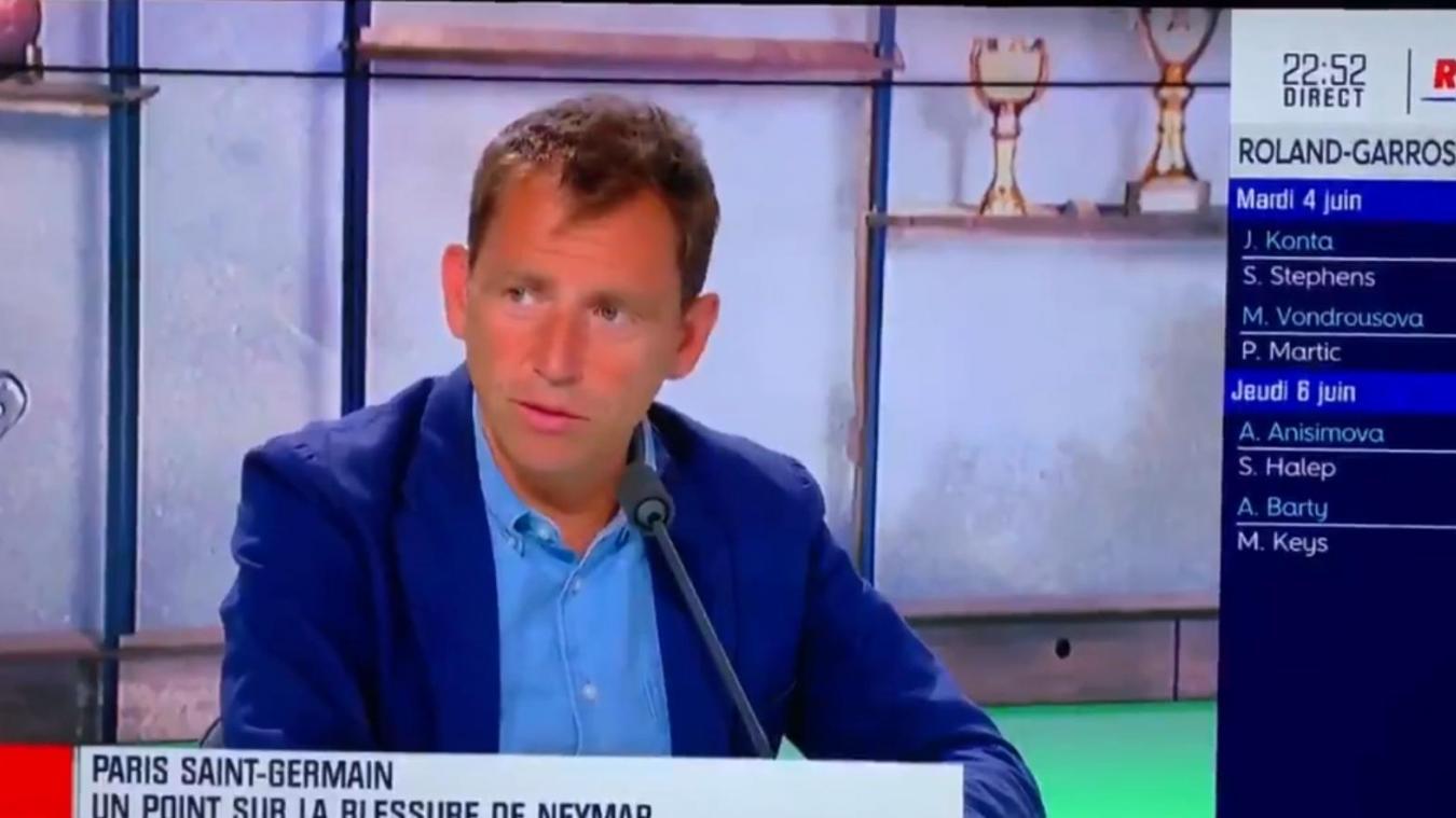 Affaire Neymar : RMC suspend Rothen et Riolo