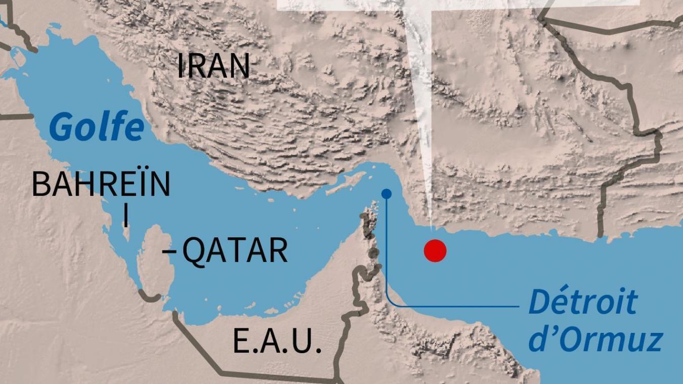 Deux pétroliers en détresse dans le golfe d'Oman