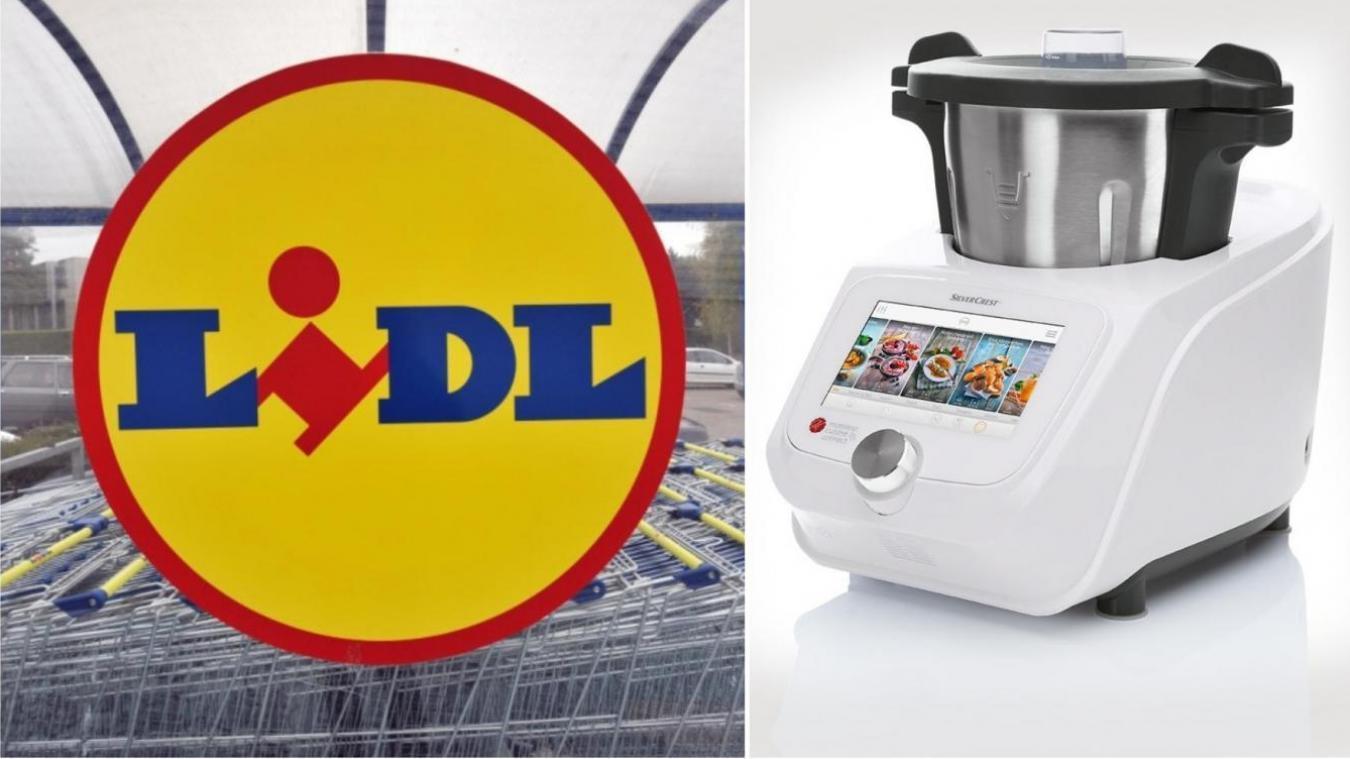 Le robot Monsieur Cuisine Connect de Lidl cacherait-il un micro ?
