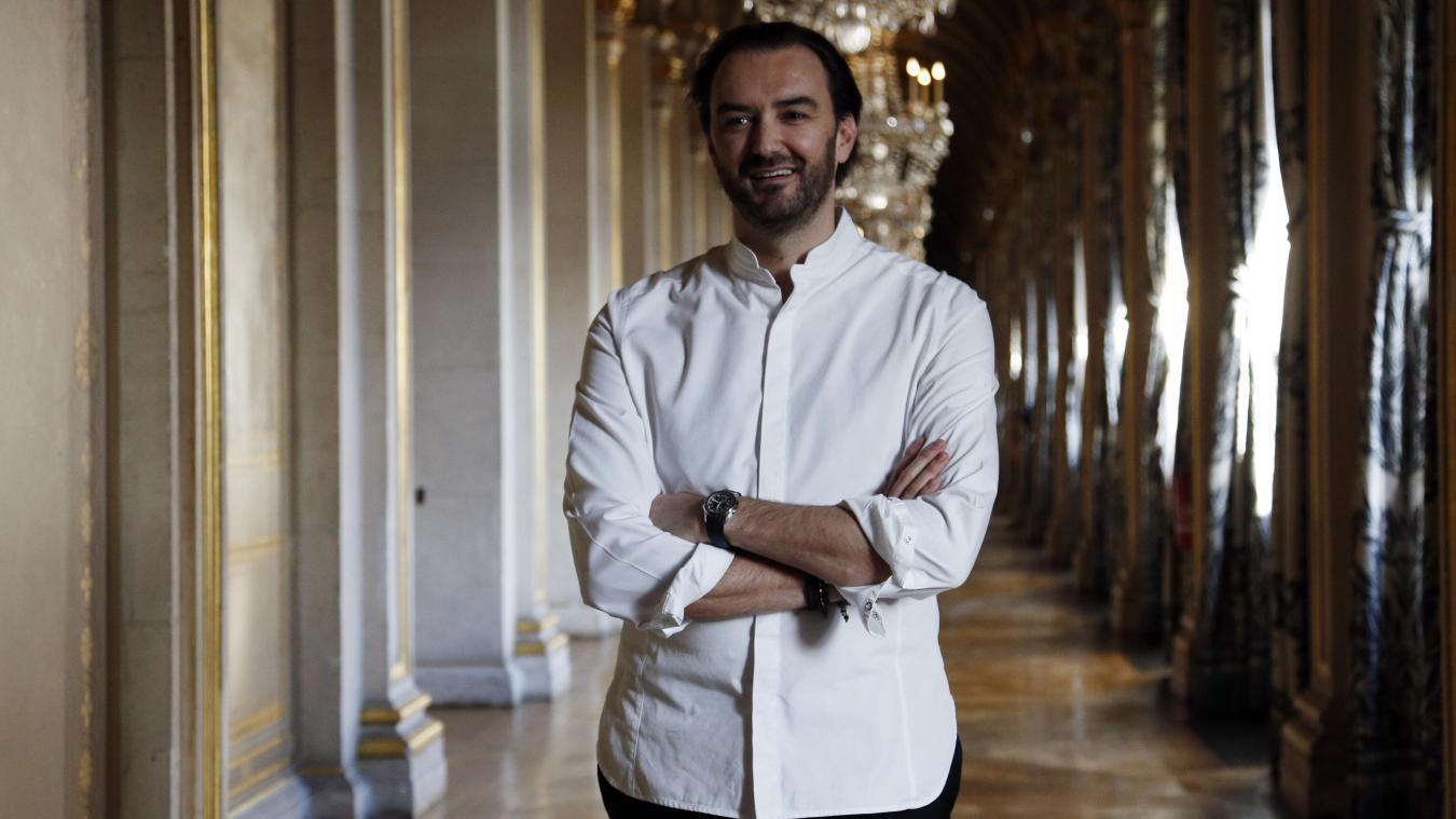 Cyril Lignac Il Ferme Son Restaurant étoilé Et Règle Ses