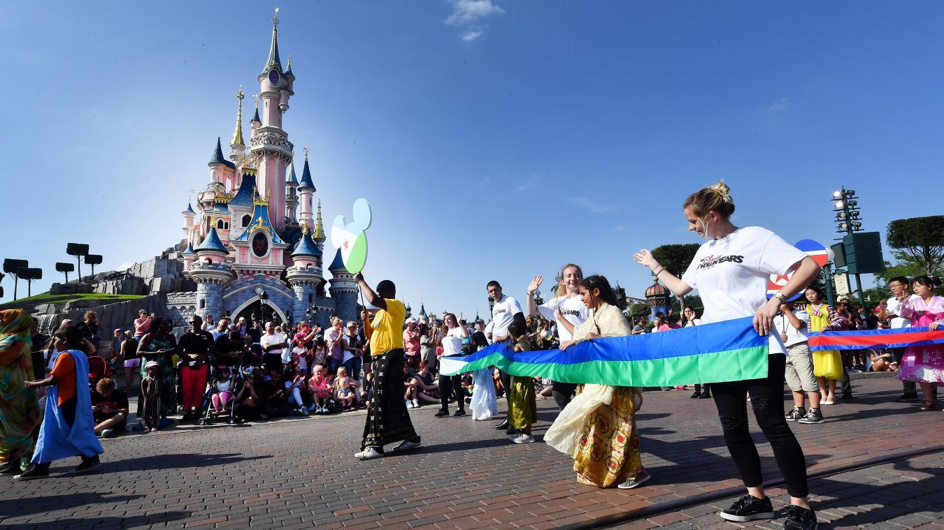 Lille Ce vendredi, on pouvait devenir Minnie et décrocher un job à Disneyland…