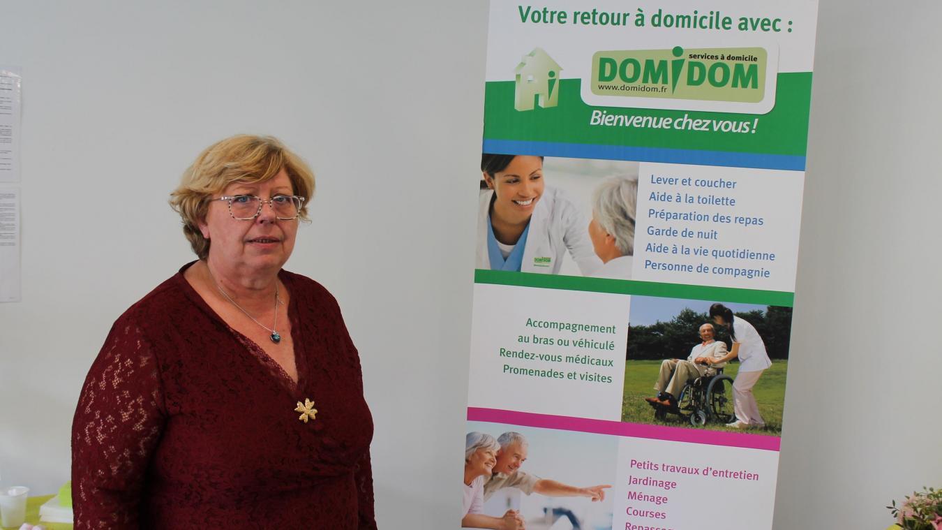 Denain : Une entreprise d'aide à domicile s'installe rue de Villars