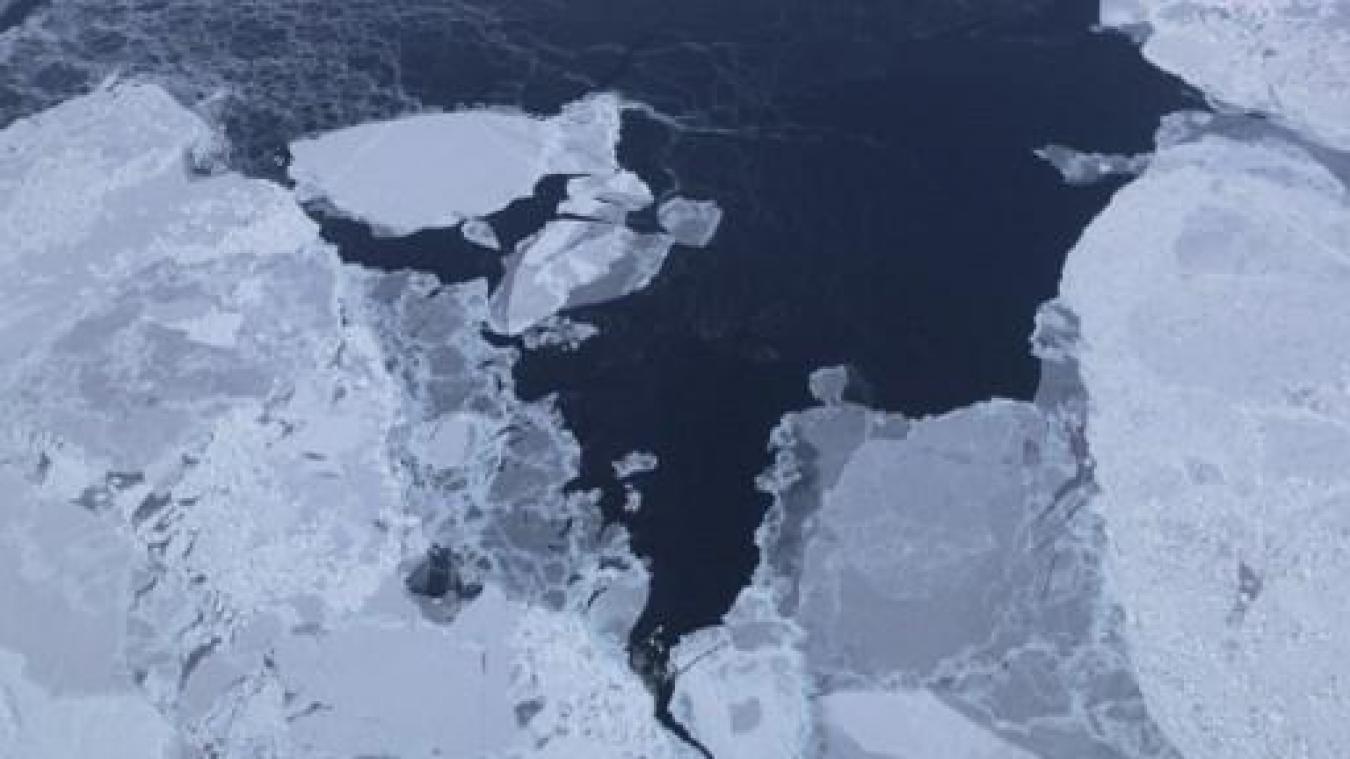 Le Groenland a perdu 2 gigatonnes de glace... hier