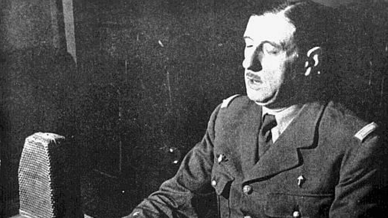 Il y a 79 ans, le général de Gaulle appelait à poursuivre la guerre « Le 18 juin, c'est le coeur qui avait raison ».