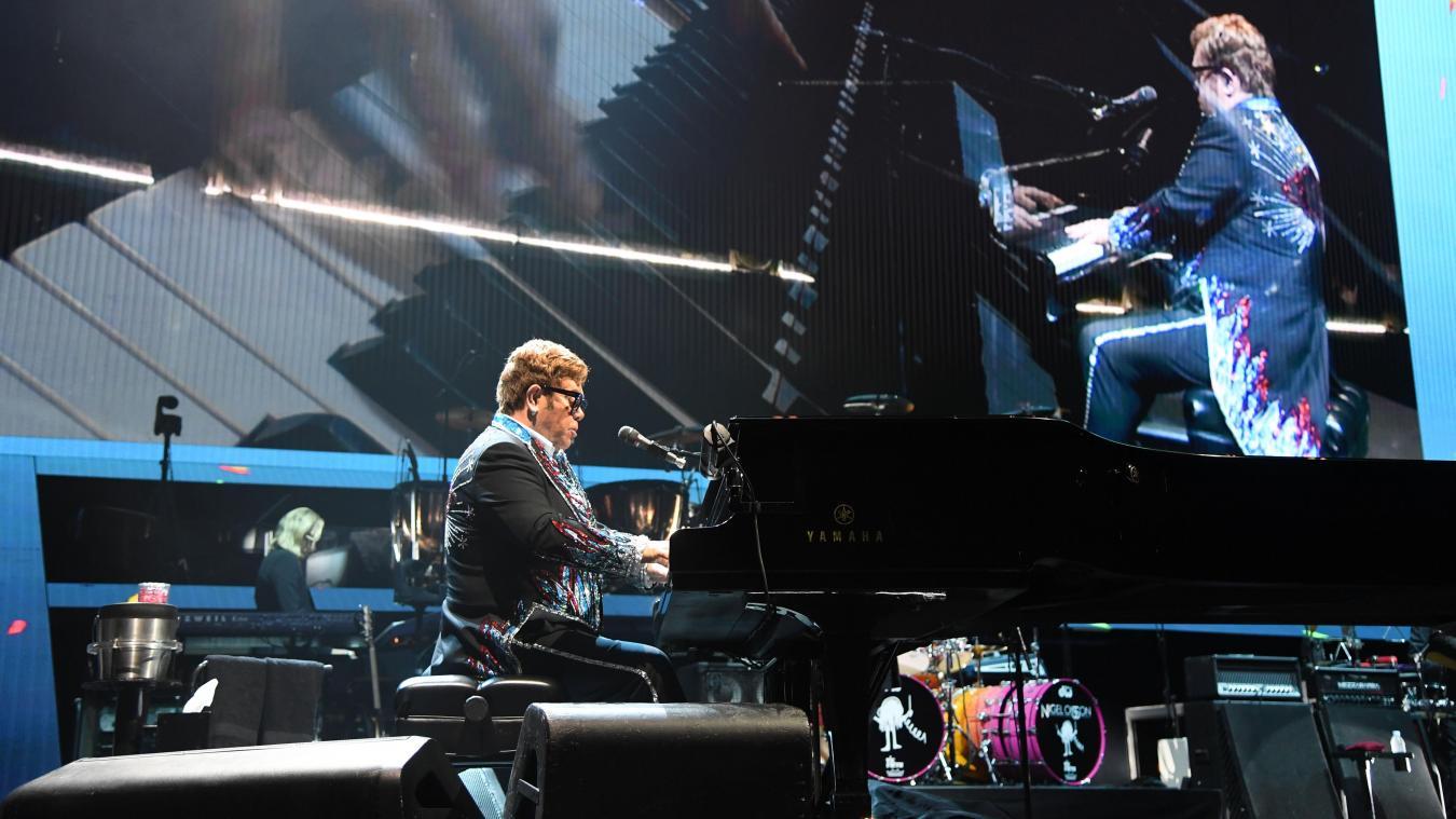 Elton John fait ses adieux dans un show mémorable : on y était