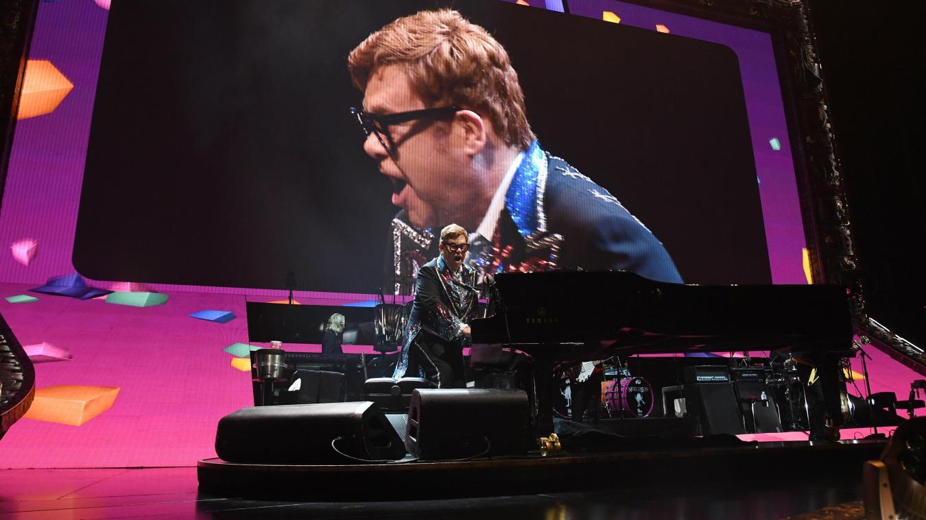 Deux nouvelles dates en France annoncées — Elton John