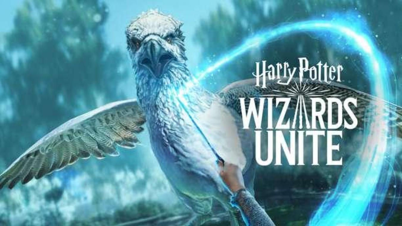 Wizards Unite est disponible en France sur iPhone et Android — Harry Potter