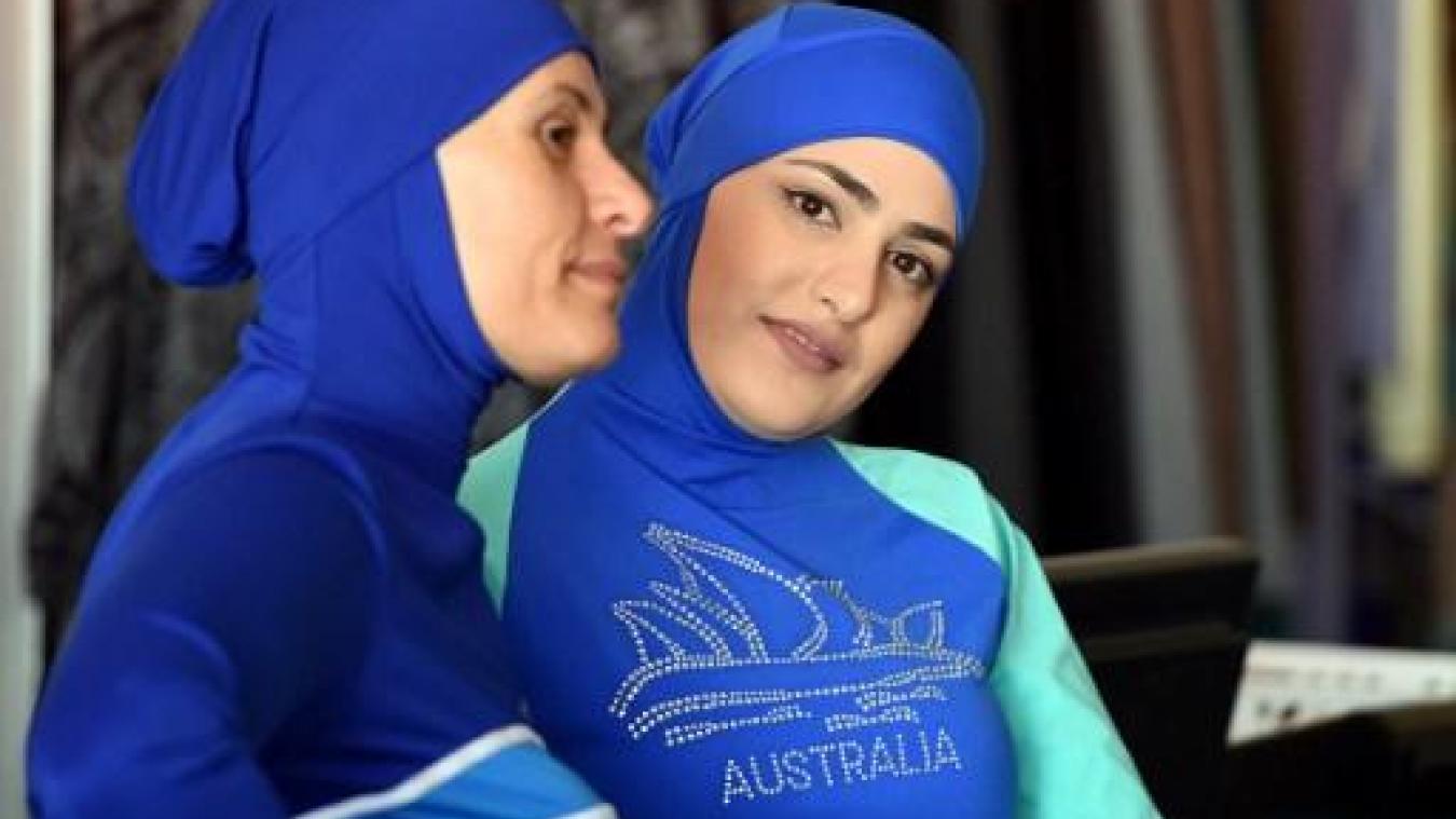 Des femmes en burkini réclament son autorisation dans les piscines — Grenoble