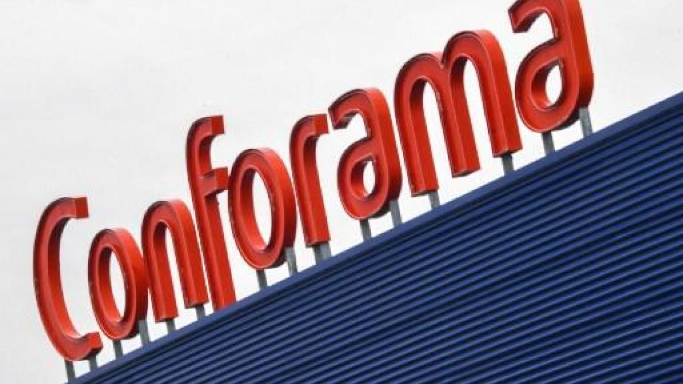 Le groupe Conforama prévoit de supprimer 1 900 postes en France en 2020