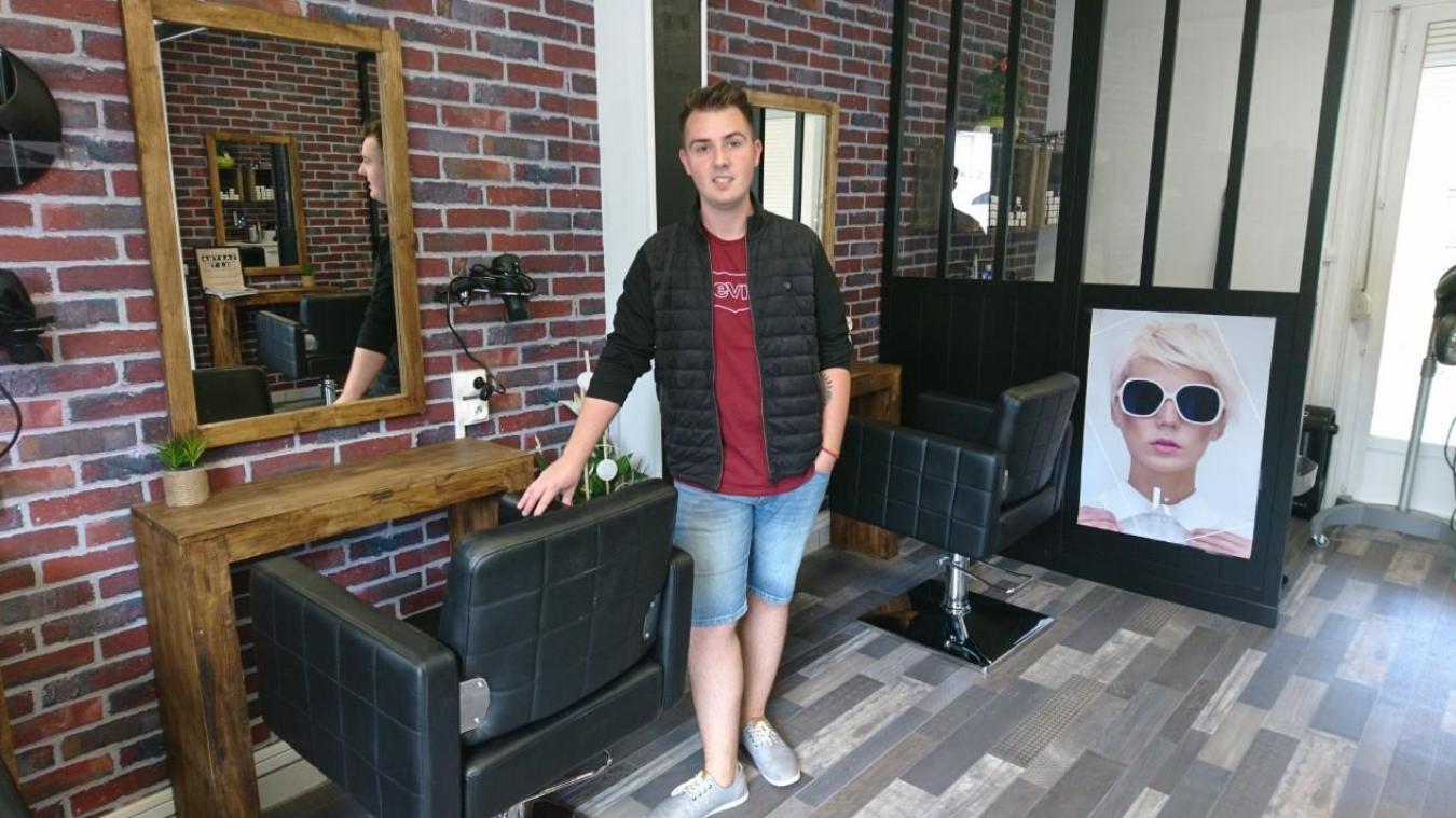 La zone commerciale d\'Attin accueille un nouveau salon de ...