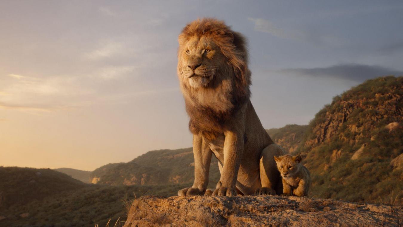 Le Roi Lion Toujours Souverain