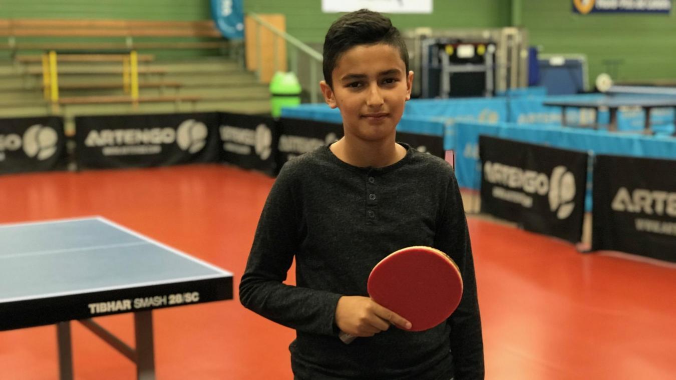 so cheap good texture catch Maheïdine Bella, 12 ans, tourquennois et champion des Hauts ...