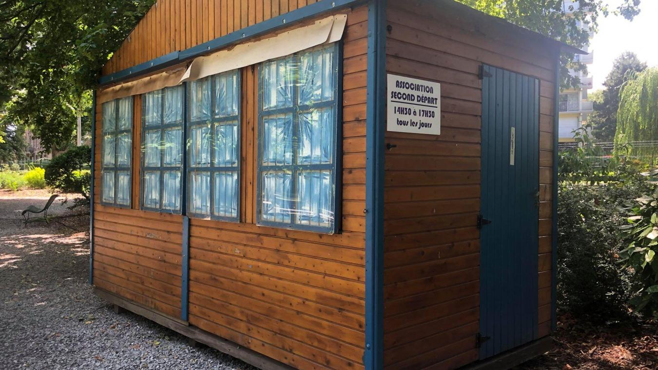 Bientôt des toilettes sèches au jardin public de Béthune