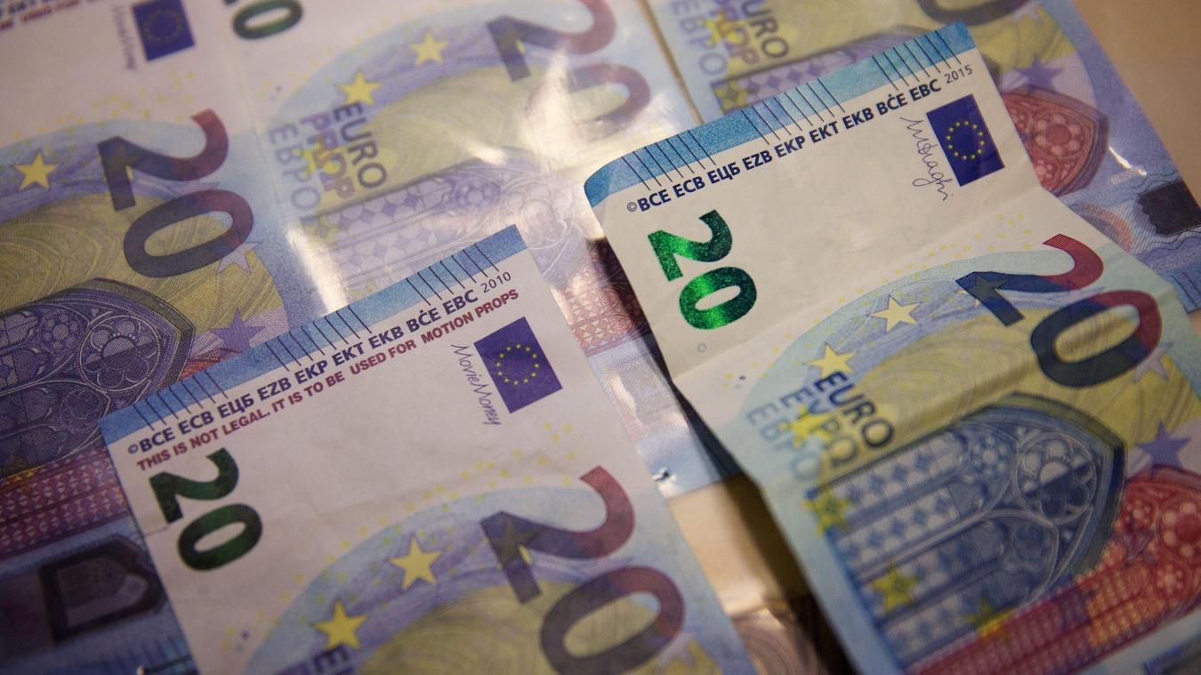 Multiplication en France de faux billets utilisés dans le cinéma