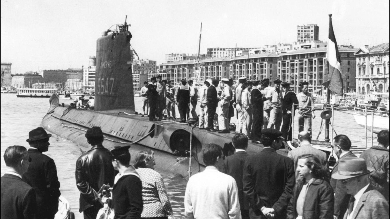 Un sous-marin français disparu en 1968 retrouvé