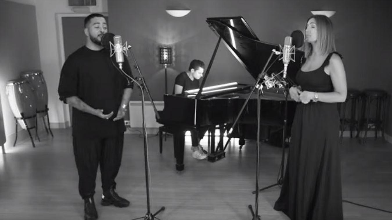 Slimane et Vitaa dévoilent leur chanson en hommage à la petite Maëlys (vidéo)