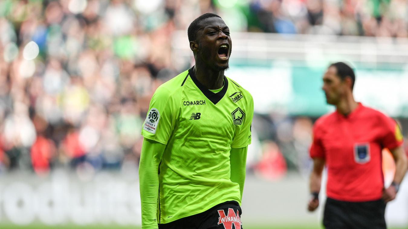 Foot - Mercato : Direction la Premier League pour Nicolas Pépé ?