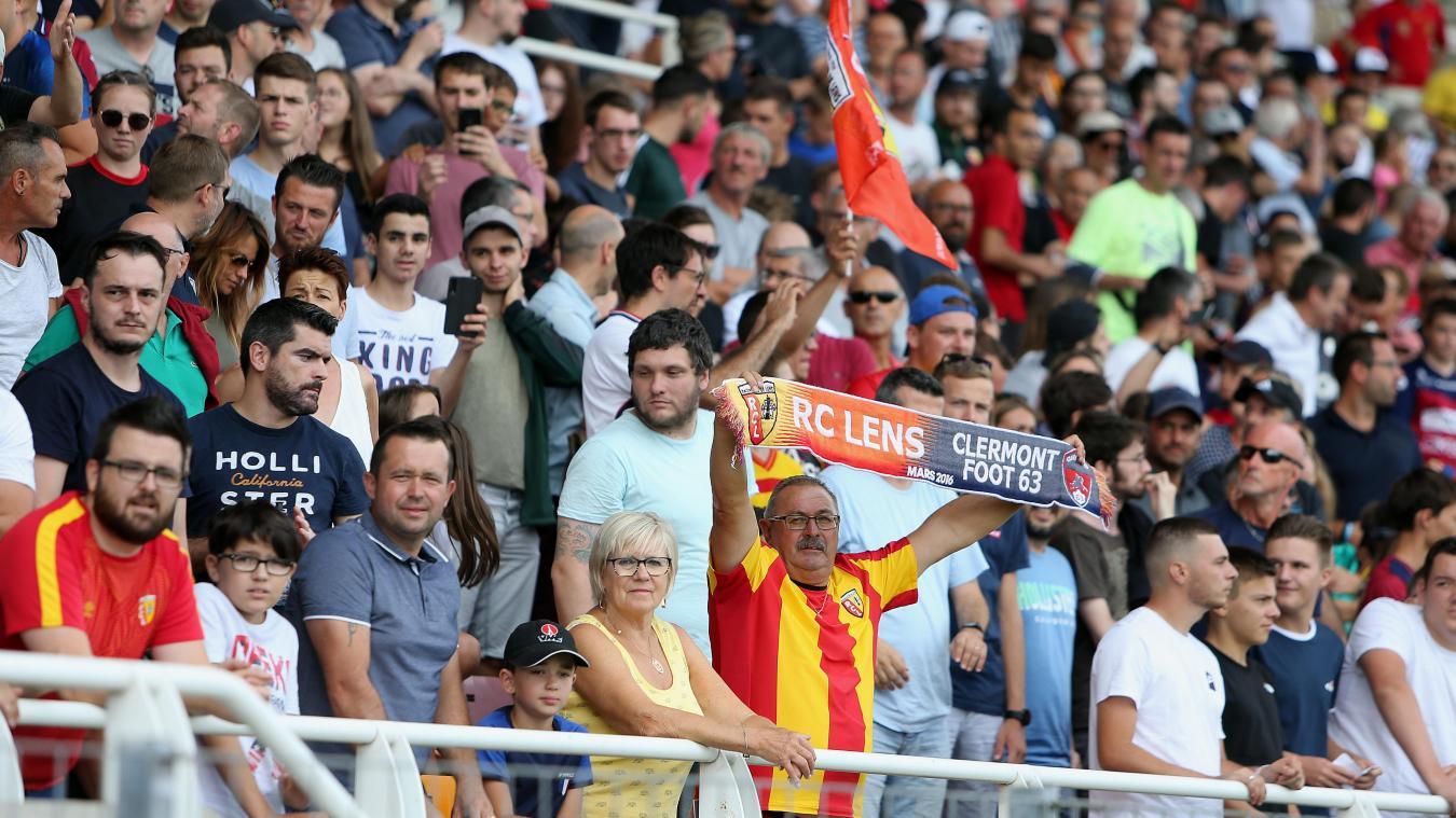 Ligue 2 : Clermont et Lens ratent l'occasion de prendre la tête