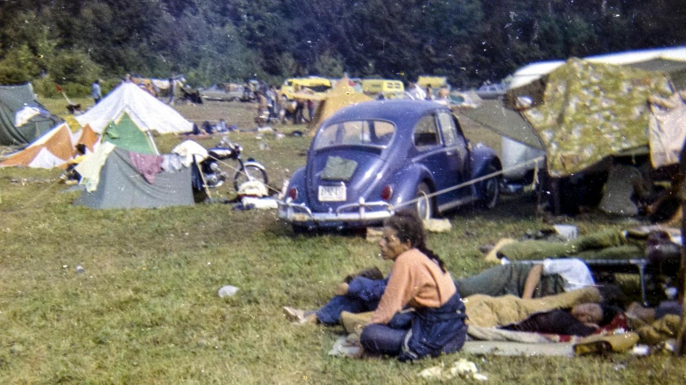 Le légendaire festival hippie fête ses 50 ans — Woodstock