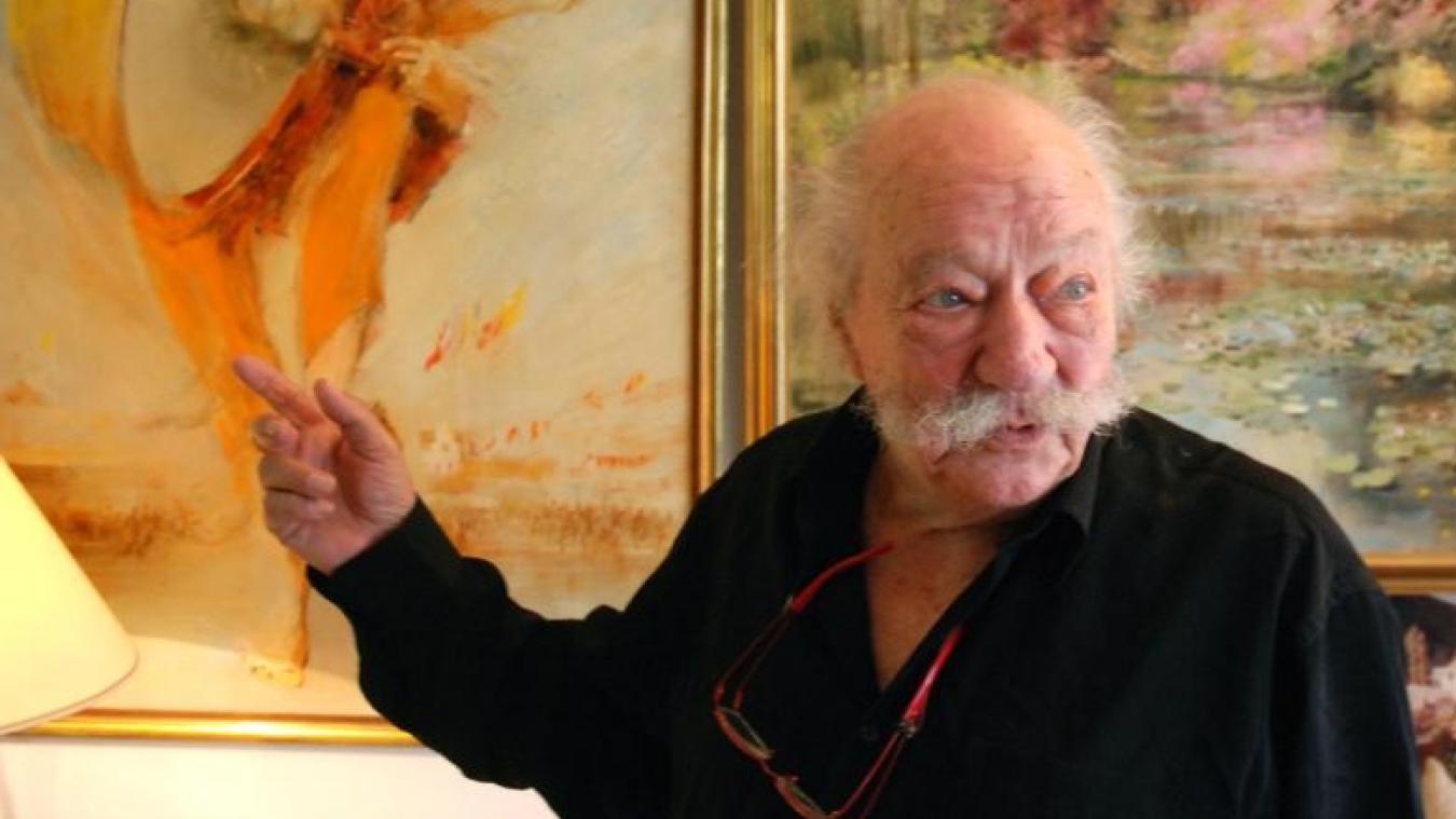 Abel Leblanc, le grand peintre de Roubaix, ne s'émerveillera plus