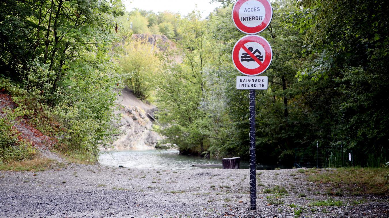 Le Bouche À Oreille Soissons victime de son succès, la carrière de l'eau bleue de trélon