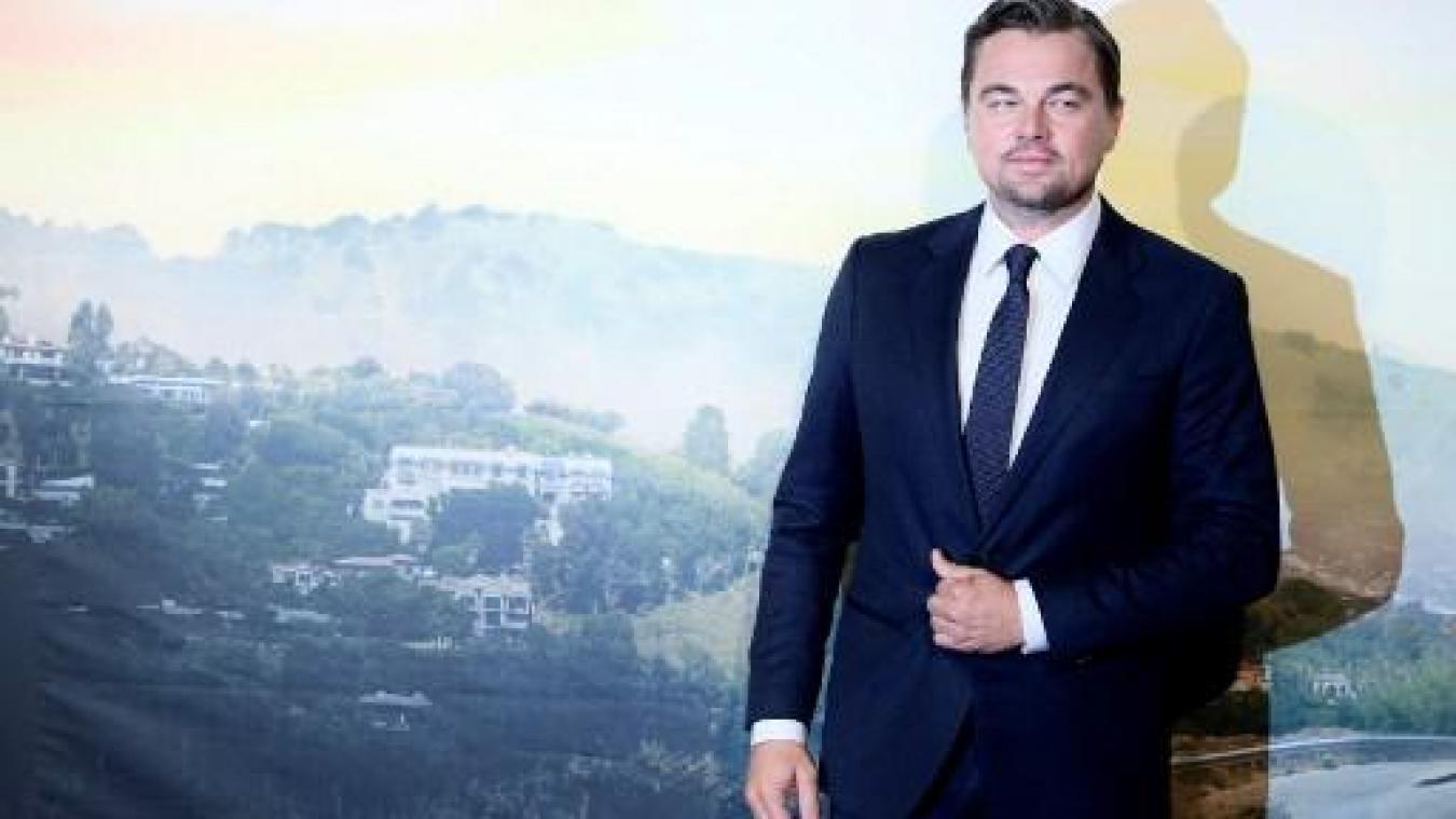 Leonardo DiCaprio sauve les poumons de la planète