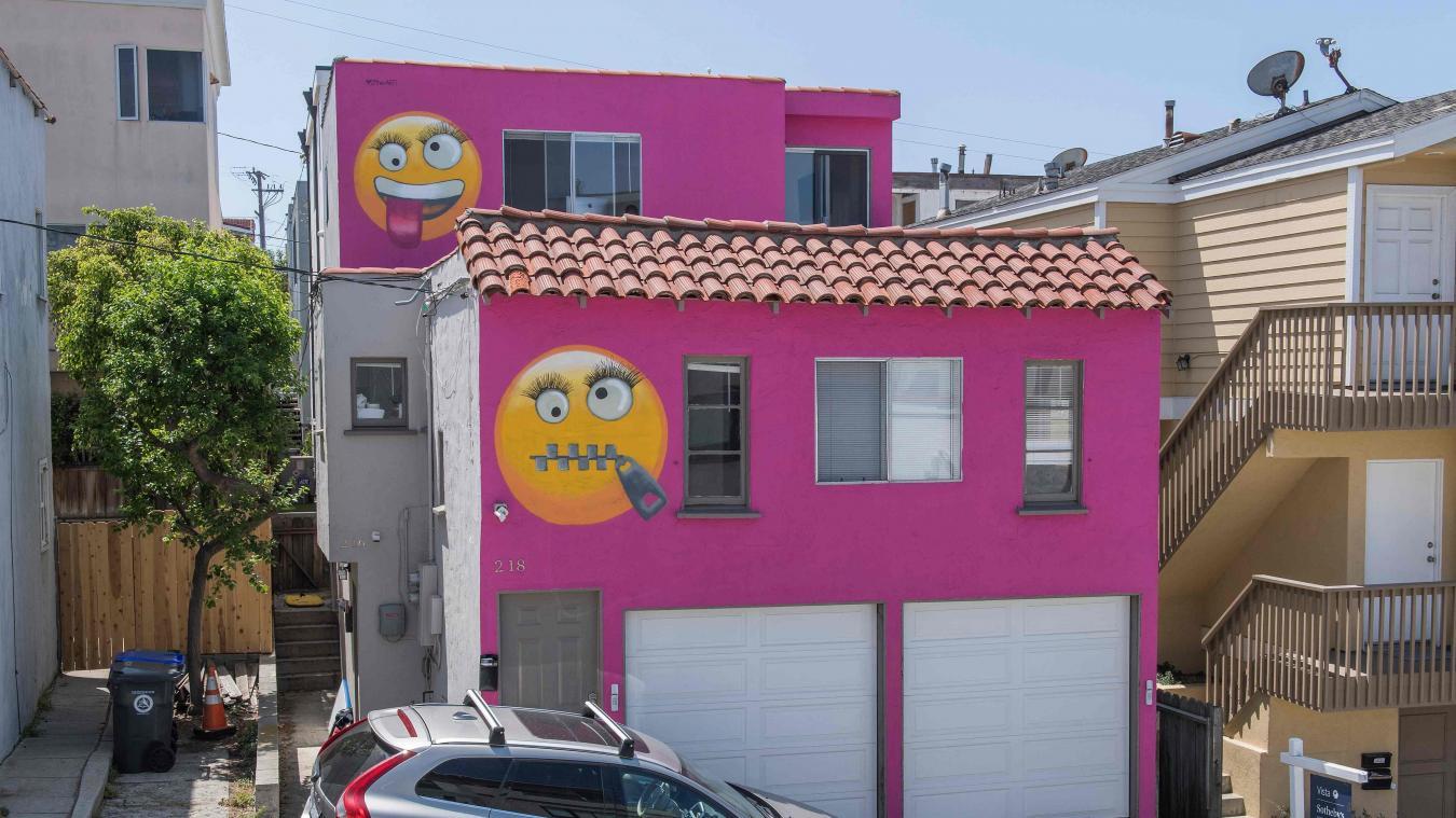 Facades De Maisons En Couleurs peut-on repeindre la façade de sa maison dans la couleur qu