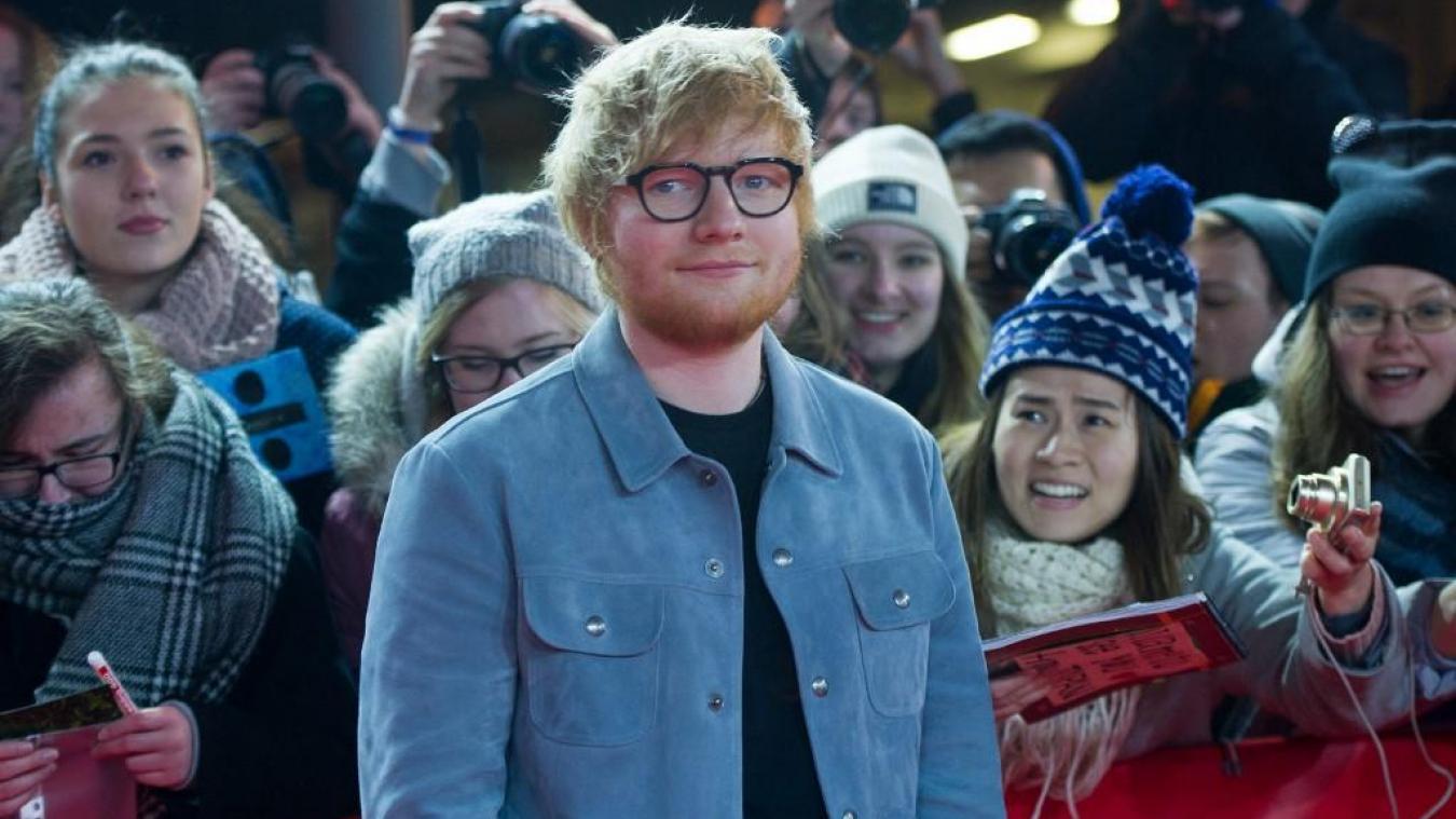 Ed Sheeran prend un long congé après sa tournée