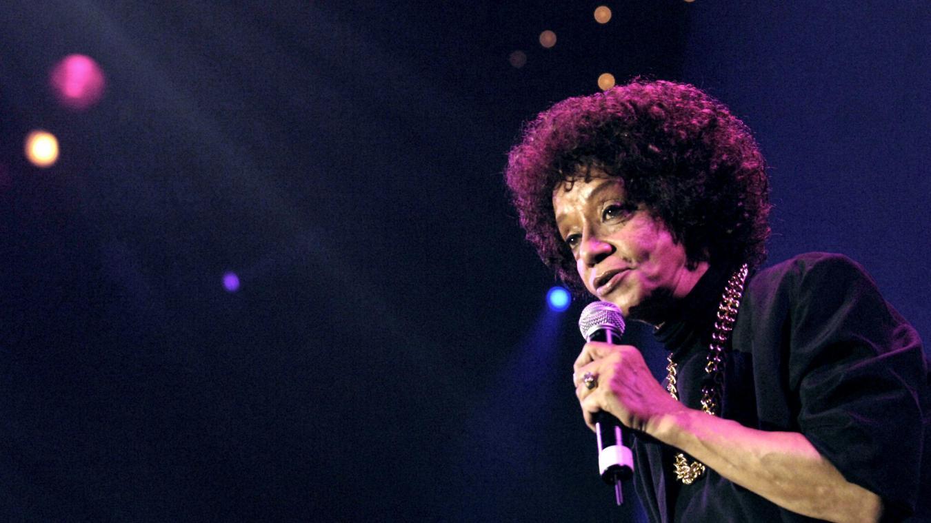 Décès à Paris de la chanteuse américaine Nancy Holloway