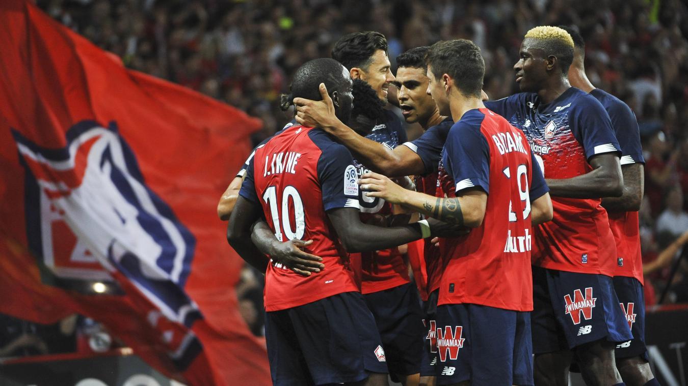 Calendrier Ligue 1 Losc.Ligue Des Champions Le Calendrier Du Losc Devoile