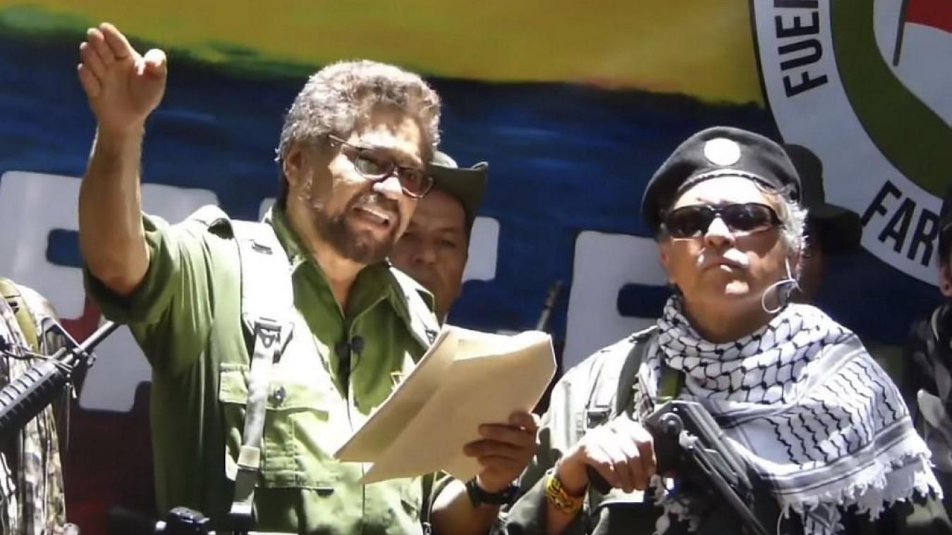 Retour aux armes d'ex-chefs Farc, le président annonce une offensive — Colombie