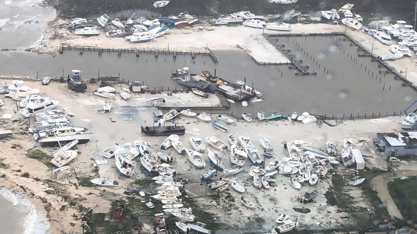 Critiqué par Trump, Porto Rico se prépare pour la tempête Dorian